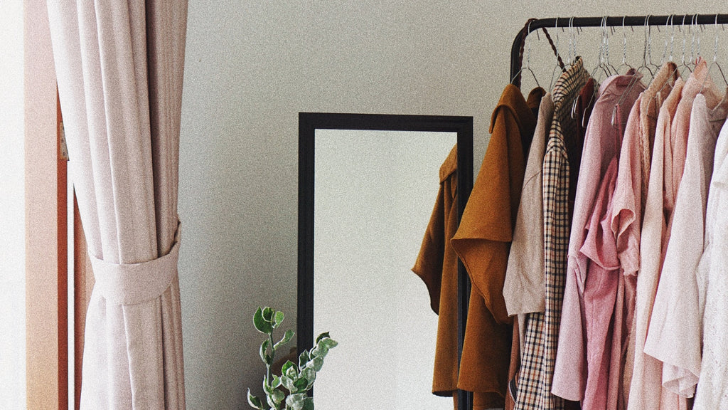 How can I make my wardrobe sustainable?