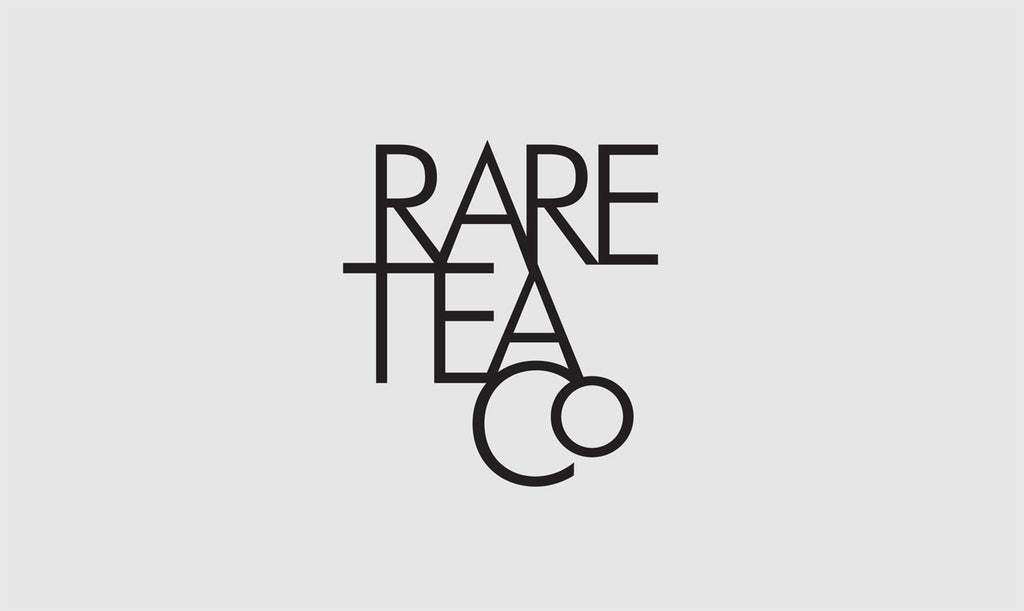 Rare Tea Co - recent eco friendly t shirt print client
