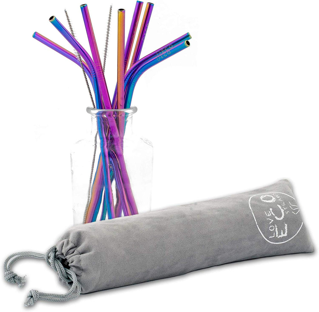 Love eco stainless steel straws