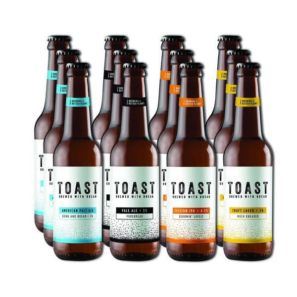Sustainable toast ale