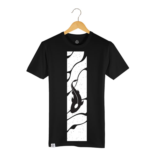 Tomoto black bamboo T-shirt