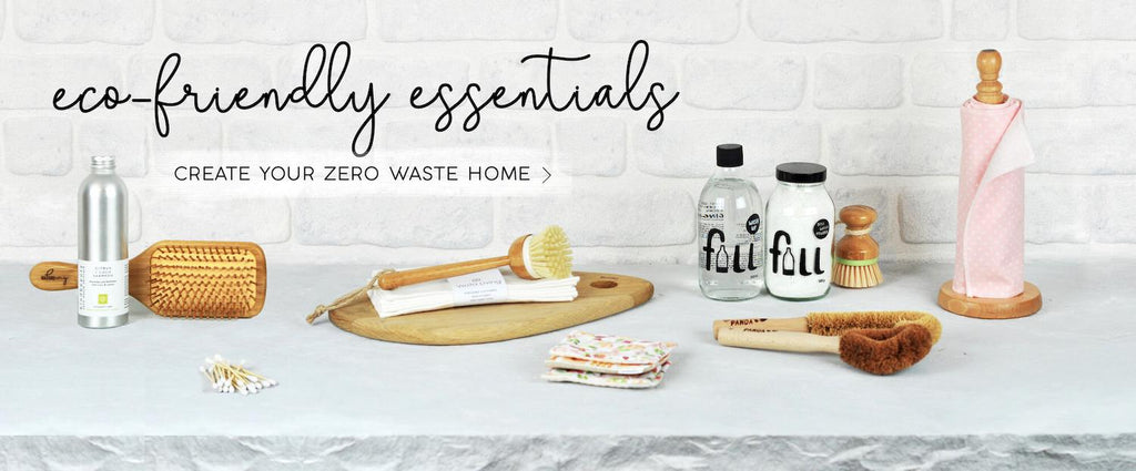 Wearth zero waste online shop UK