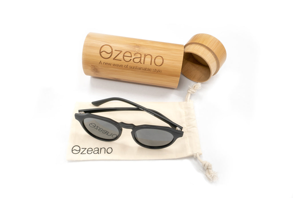 Ozeano recycled plastic sunglasses