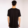 Men's Black Bamboo Big C