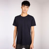 Men's Plain Oversized T-Shirt Navy