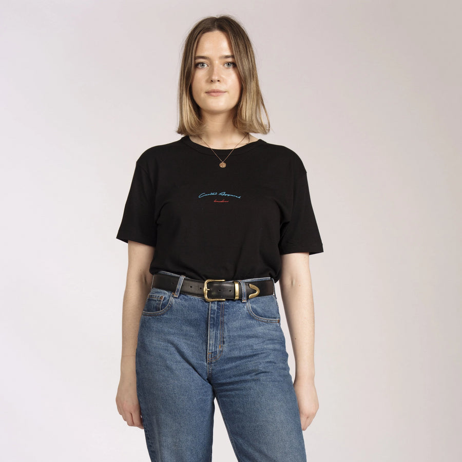 Women's Sustainable Streetwear Tencel T-Shirt