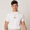 Mens Bun It White T-Shirt