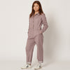 Womens Lilac Jumpsuit