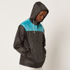 Recycled Tent Windbreaker Jacket Men's