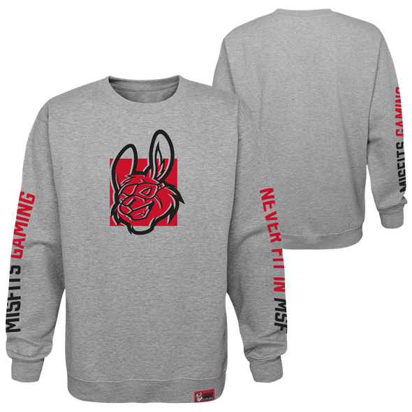 Misfits Gaming Misprint Crewneck