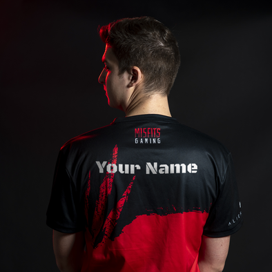 Misfits Gaming Custom 2020 Player Jersey