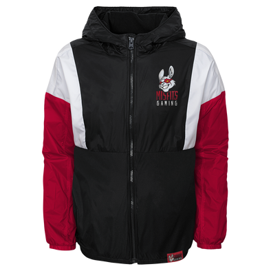 Misfits Gaming Stadium Windbreaker
