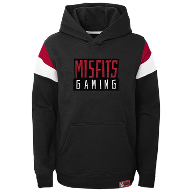 Misfits Gaming Throwback Pullover