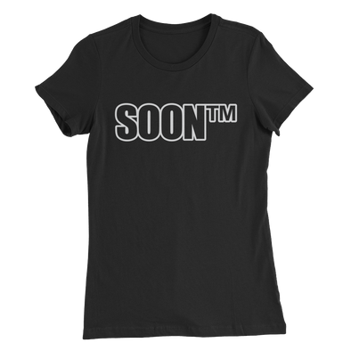 SOON TM Women's T-Shirt - Misfits Gaming Official Global Store