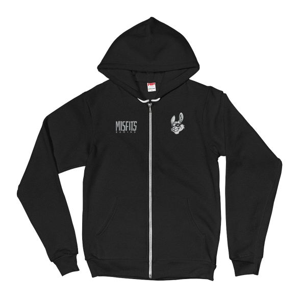 Misfits Classic Zip Hoodie - Misfits Gaming Official Global Store