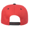 Misfits Gaming Pre-Curved Snapback Hat - Red