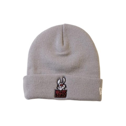 Misfits New Era Knit Beanie - Misfits Gaming Official Shop