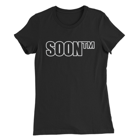 SOON TM Women's T-Shirt - Misfits Gaming Official Shop