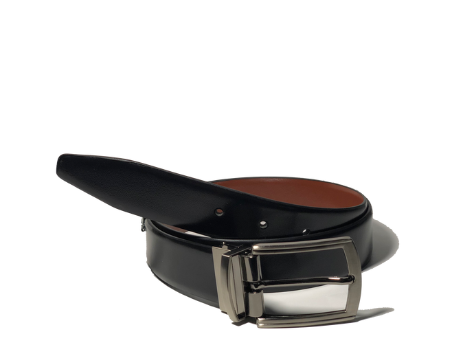 TCW Reversible Leather Belt