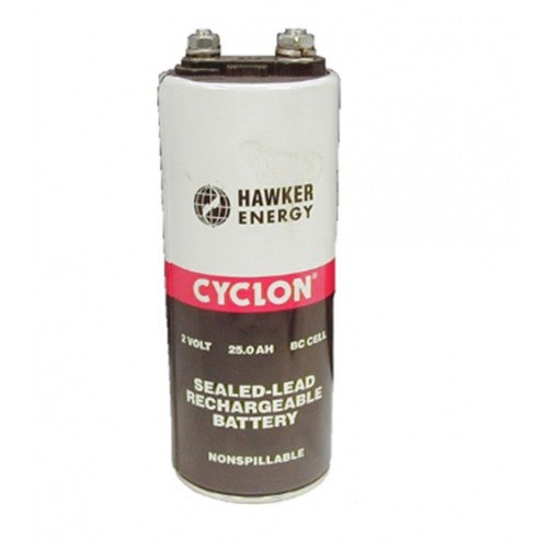 0820-0004 Hawker / Enersys Cyclon, 2V Cylindrial Cells - bbmbattery.ca