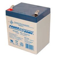 APC RBC45 - 12V / 5.0Ah S.L.A. Powersonic UPS Replacement Battery