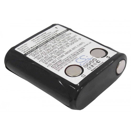 Cobra frs120, frs117, frs225 800mah replacement battery - CS-CRS120TW - bbmbattery.ca