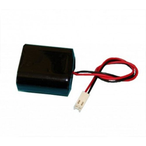 Flush-1 Battery 6V Lithium Automatic Flusher Battery 1300mA - bbmbattery.ca