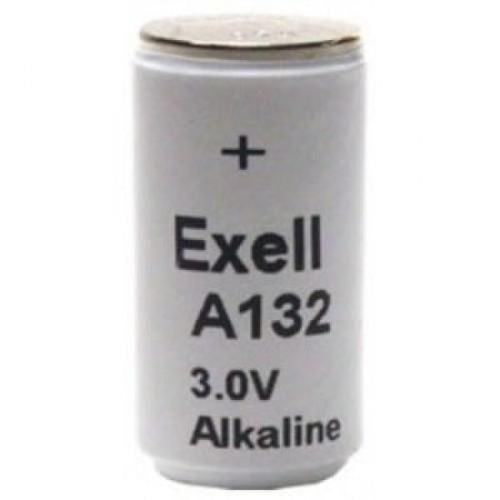 PC132A,  A132 Alkaline Battery