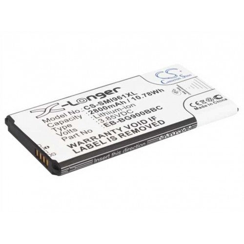 Samsung 2800mah / 10.78wh, galaxy round lte battery CS-SMI961XL, SM-G9008W, SM-G900H - bbmbattery.ca