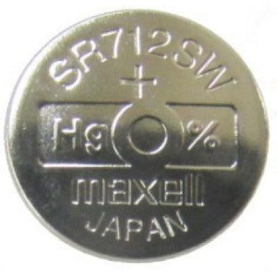 346 / SR712SW MAXELL WATCH BATTERY - bbmbattery.ca