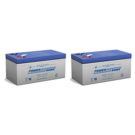 Siemens BLEI-AKKU-MODUL Batteries for UPS Sysytem- 24V/3.4AH - set of 2