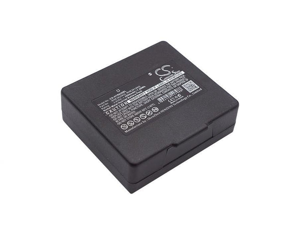 Hetronic 68300600, 68300900, 900 Komatsu Battery for Remote Control Transmitters