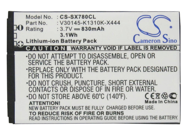 Siemens V30145-K1310K-X444 Battery Replacement for Gigaset, SL and other models