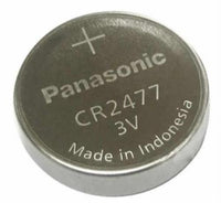 Panasonic CR2477 Lithium Battery, CR-2477BN