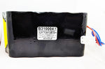Lithonia Emergency Lighting - Exit Sign battery ELB1208N Replacement