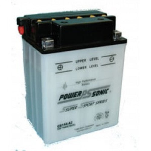 CB14A-A2 / BBM14A-A2 POWERSPORT BATTERY - bbmbattery.ca