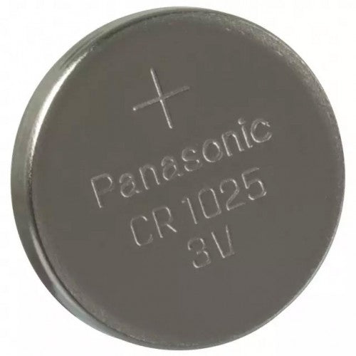 Panasonic CR-1025 Primary Coin Cell - bbmbattery.ca