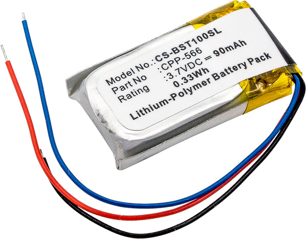 Beats CPP-566 Replacement Battery
