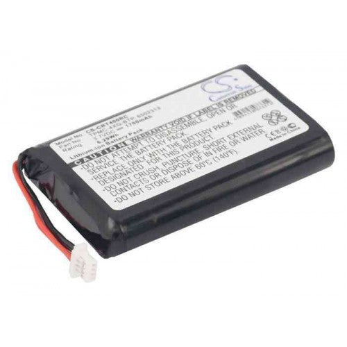 Tpmc-4xg Crestron 1700mAh/6.29Wh Replacement Battery - bbmbattery.ca