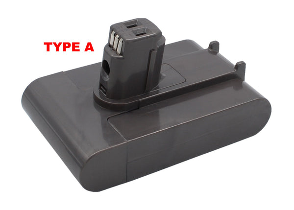 Dyson DC30, DC31, DC34, DC35, DC44 High Capacity Replacement Battery for 17083-2811, 17083-4211, 18172-01-04, 917083