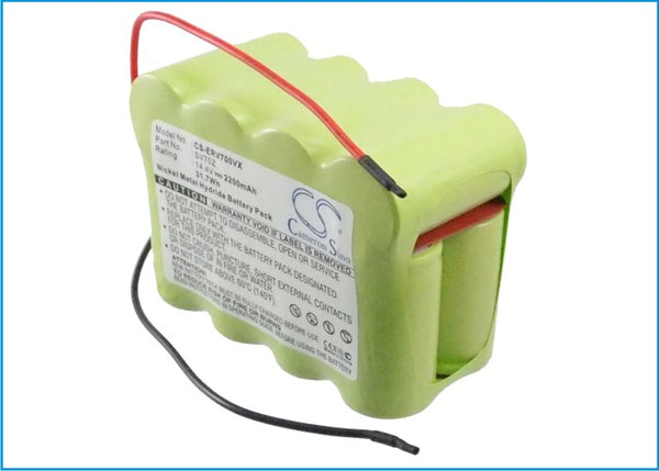 Shark SV70, SV726N Battery Replacement for XB14726
