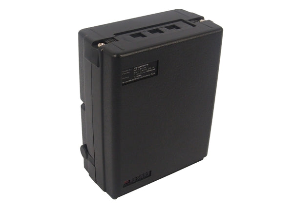ICOM BP-7, CM-7, IC-A2, IC-BP8 Battery for Two Way Radios