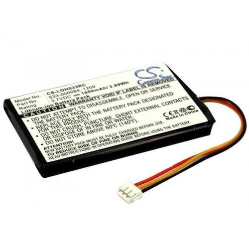 915-000198 Logitech Harmony Touch 1050mAh/3.89Wh Replacement Battery (BIN-CS-1101) - bbmbattery.ca