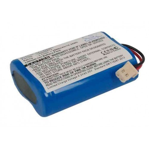Wgc1000 Lifeshield 2800mAh/10.36Wh Replacement Battery - bbmbattery.ca