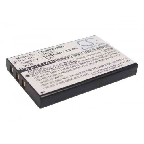 Mx-810 Universal 1050mAh Replacement Battery - bbmbattery.ca