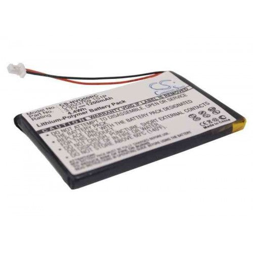 Q50 Nevo 1200mAh Replacement Battery - bbmbattery.ca