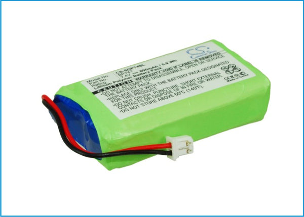 BP74T Dogtra Dog Collar Replacement Battery