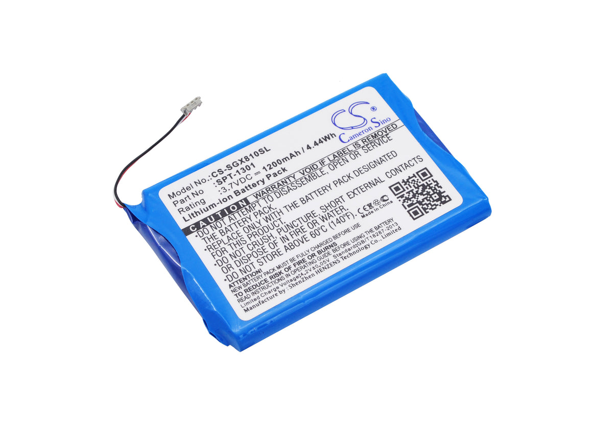 Spt 1301 Replacement Battery For Skygolf Skycaddie Touch