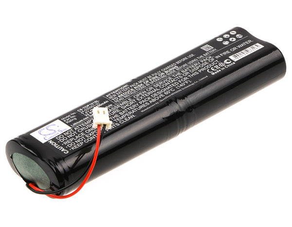 Topcon 24-030001-01 Battery for Hiper,  L18650-4TOP, 02-040805-01