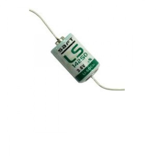 Saft LS14250AX / LS-14250AX Lithium Cells (With Axial Leads) - bbmbattery.ca